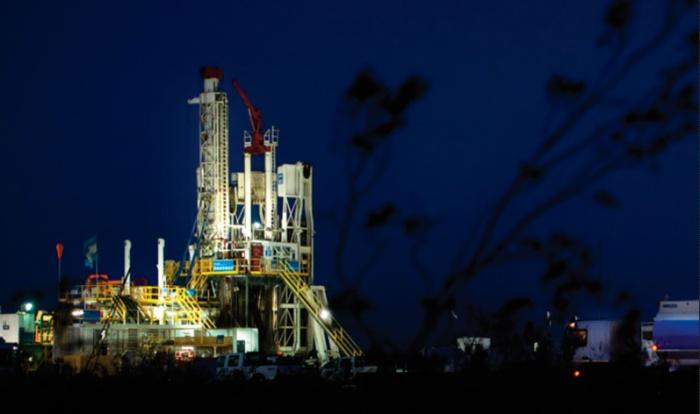 Fracking en Argentina