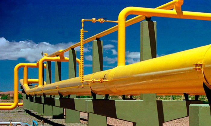 La inversión requirió 75 millones de dólares y permitirá avanzar en la producción de gas en la provincia.