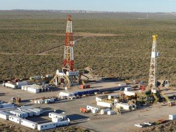 Fracking en Vaca Muerta